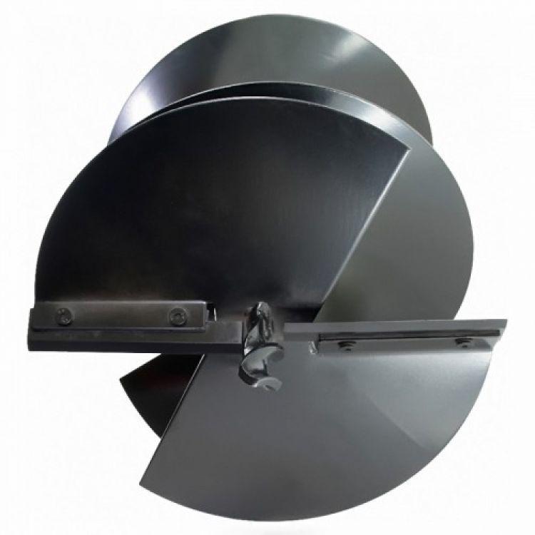 Шнек скальный однозаходный d200 от Машиностроительный завод «Исеть»